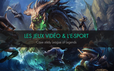 Etude : l'E-sport, les Marques et League Of Legends