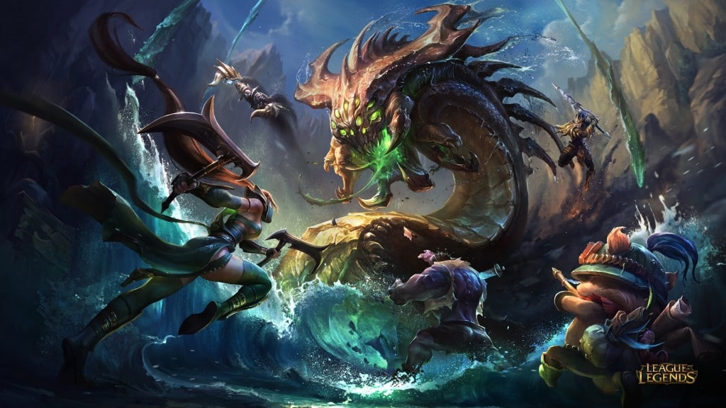 Jeux vidéo et e-sport : l'exemple de League of Legends