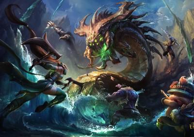 Jeux vidéo et e-sport : l'exemple de League of Legends