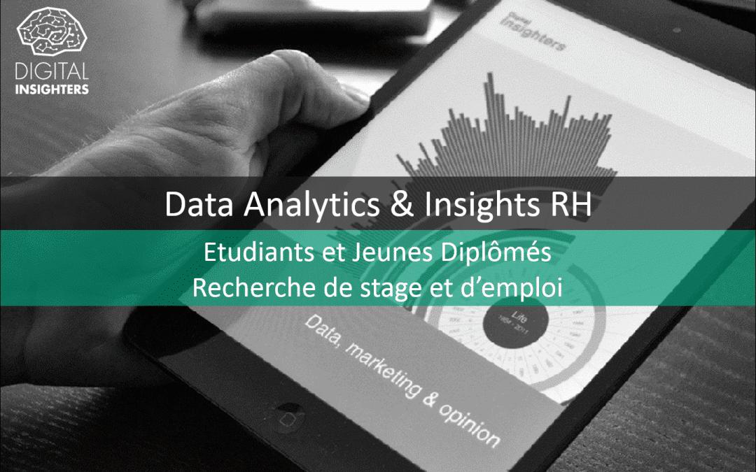 Data Analytics et RH : Etude sur les Jeunes Diplômés