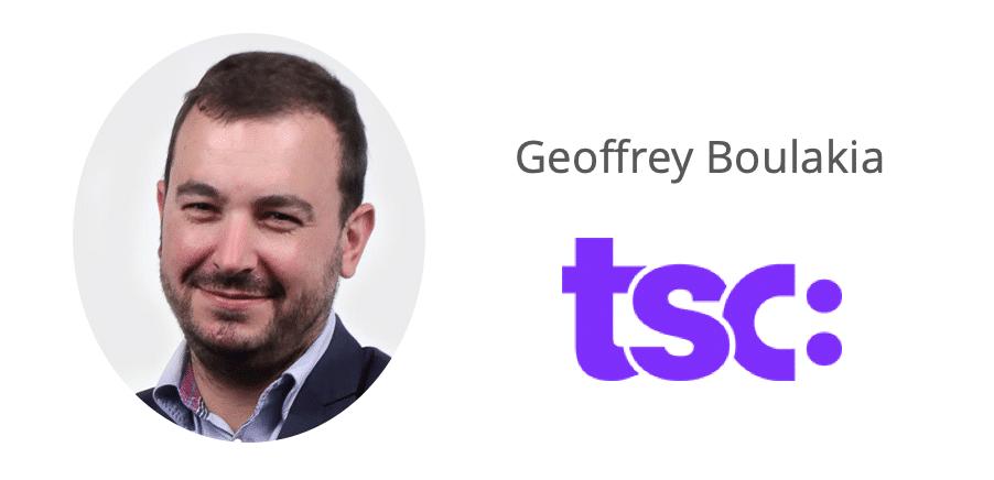 [Interview] Réflexions autour du Social Listening avec Geoffrey Boulakia, General Manager EMEA de TSC